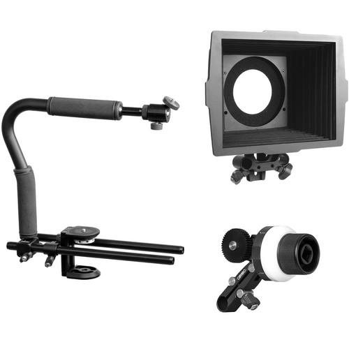 Cambo CS-AS-BRONTO HDSLR Support Rig with Follow Focus 99210081