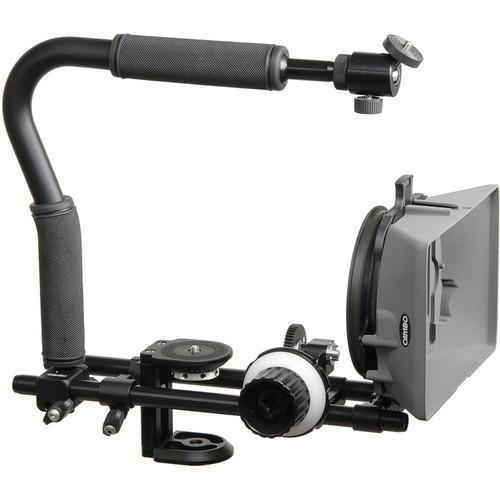 Cambo CS-LS-BRONTO HDSLR Support Rig with Follow Focus 99210083