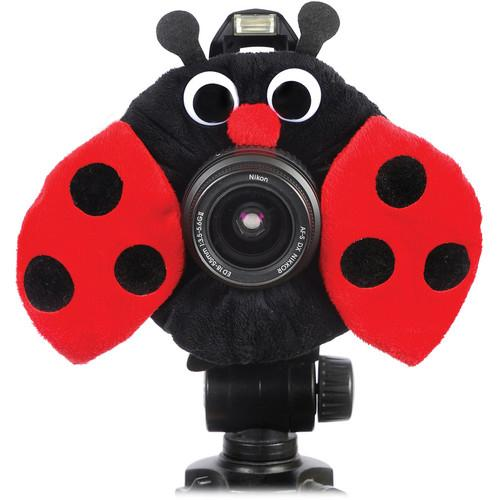 Camera Creatures Look-At-Me Ladybug Posing Prop CCLL001