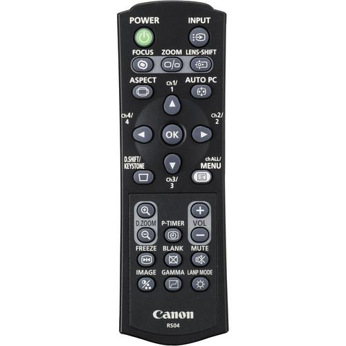 Canon  RS-RC04 Remote Controller 4970B001