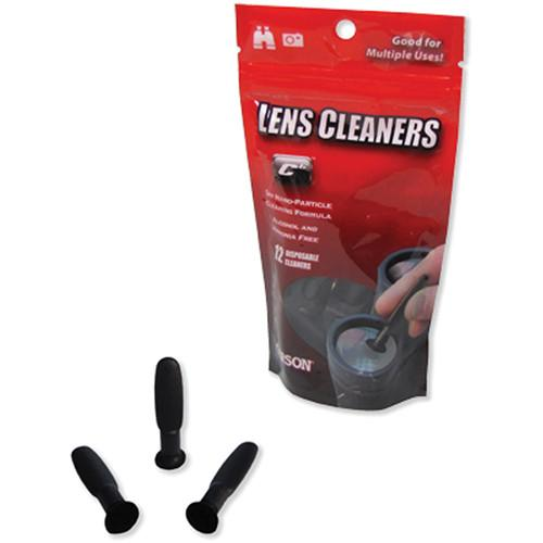 Carson C6 - CS-70 Disposable Lens Cleaners (Pack of 12) CS-70