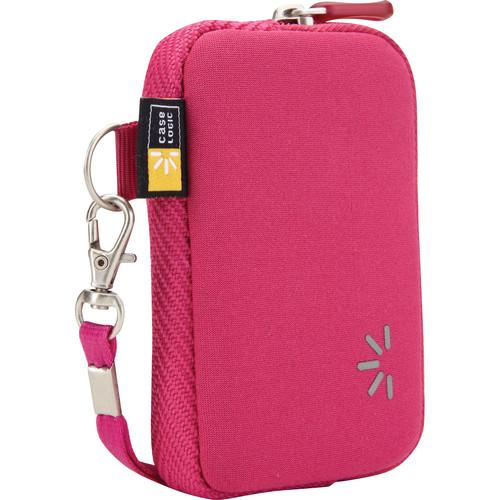 Case Logic UNZB-202 Point and Shoot Camera Case (Pink) UNZB-202P