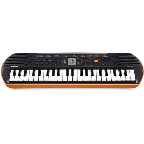 Casio  SA-76 Portable Keyboard Kit