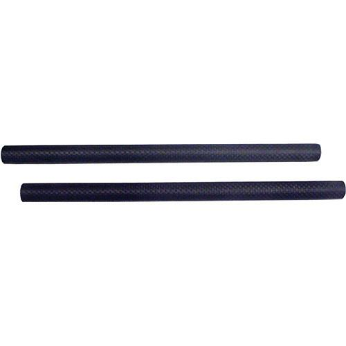 Cavision 15mm Pair of Carbon Fiber Rods -- 12 Inches TC15-2-30