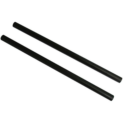 Cavision 15mm Pair of Carbon Fiber Rods -- 18 Inches TC15-2-45