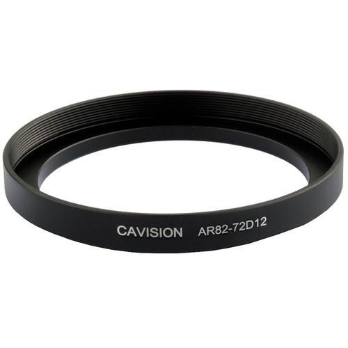 Cavision  72-82mm Step-Up Ring AR82-72D12