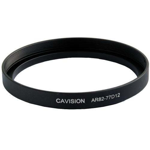 Cavision  77-82mm Step-Up Ring AR82-77D12
