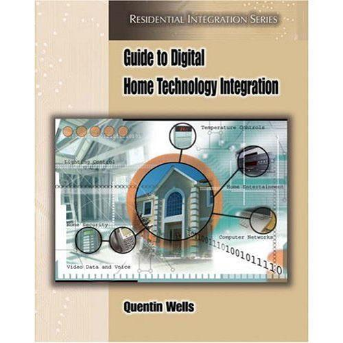 Cengage Course Tech. Book: Guide to Digital Home 9781435400627
