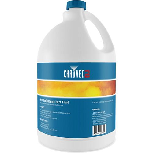CHAUVET High Performance Haze Fluid - 1 Gallon HFG