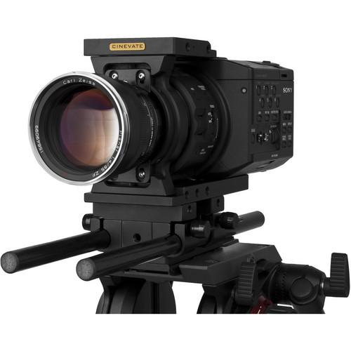 Cinevate Inc Sony FS100 Lens Adapter Kit with Rods CINFS101