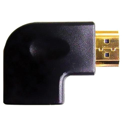 Comprehensive HDMI Female to Right Angle Male - Left HDF-RAML