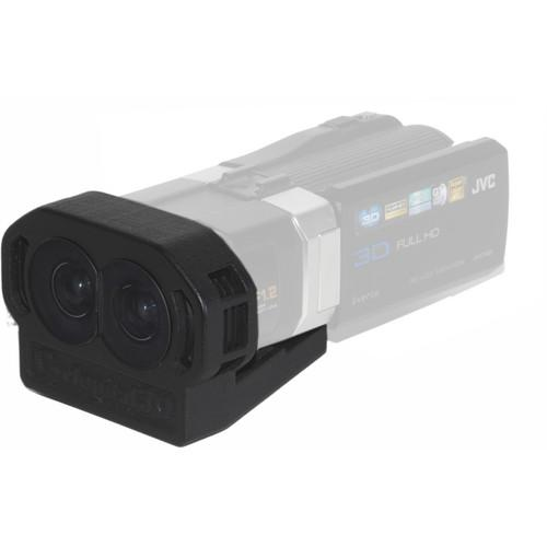 Cyclopital3D 11mm Wide Angle Adapter for JVC 3D JVC-WA11