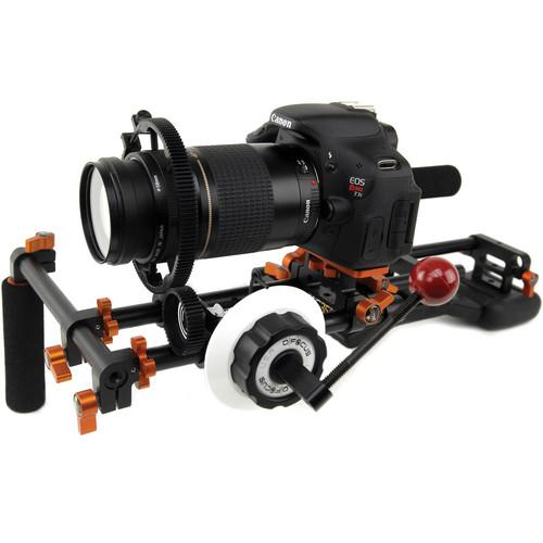D Focus Systems Austin Rig Bundle Camera Support 403