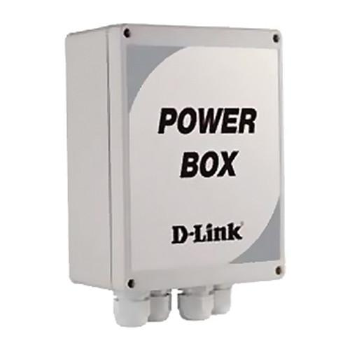 D-Link  24 V AC Outdoor Power Box DCS-80-5