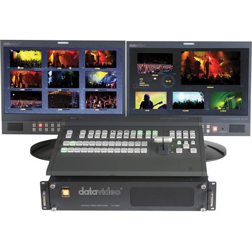 Datavideo SE-2800 Video Switcher with up to 12 SDI / SE2800-12
