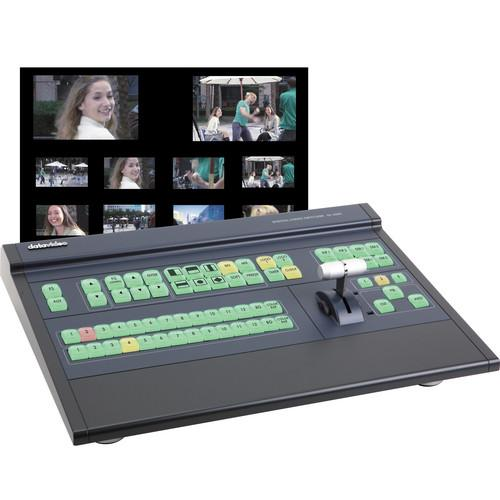 Datavideo SE-2800 Video Switcher with up to 8 SDI, SE2800-8