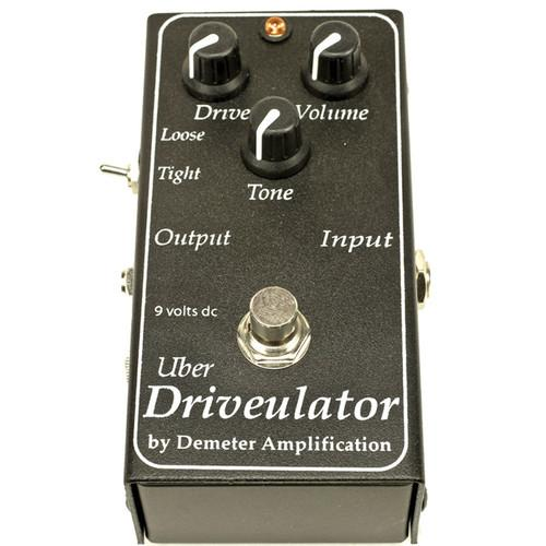 Demeter DRV-2 Uber Driveulator - Distortion Pedal DRV-2