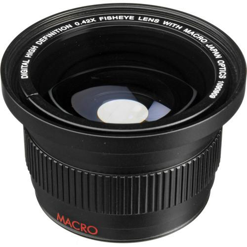 Digital Concepts 0.42x Wide-Angle Lens (46mm, Black) 2146W