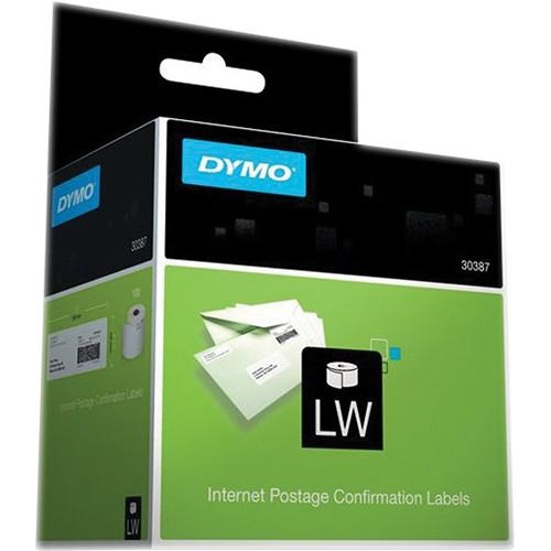 Dymo LabelWriter Internet Postage Confirmation Labels 30387