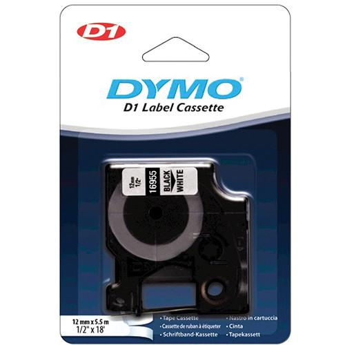 Dymo Permanent High Performance D1 Labels (1/2