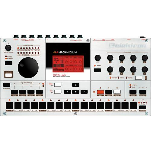 Elektron Machinedrum SPS-1UW  MKII Drum MACHINEDRUM SPS-1UW