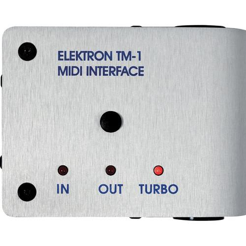 Elektron TM-1 - USB MIDI Interface MIDI INTERFACE TM-1