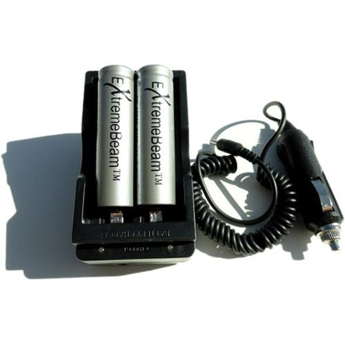 ExtremeBeam ExtremeBeam Car and Home Battery Charger EB- XA-B57