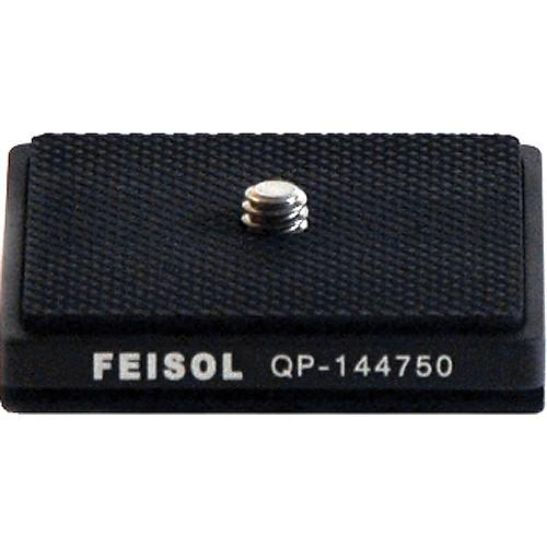 FEISOL  QP-144750 Quick Release Plate QP-144750