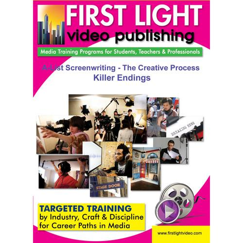 First Light Video DVD: A-List Screenwriting: Killer F2688DVD