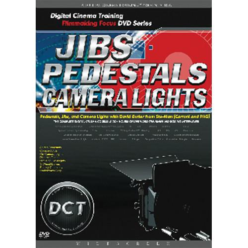 First Light Video DVD: Pedestals, Jibs & Camera FDCT-ONCM