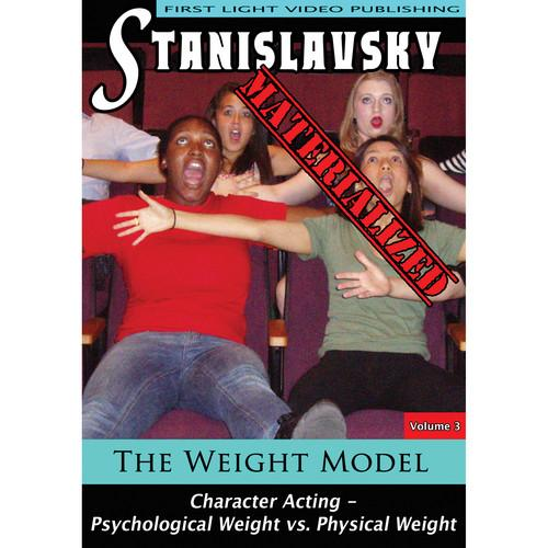 First Light Video DVD: The Weight Model - Volume 3 F2691DVD