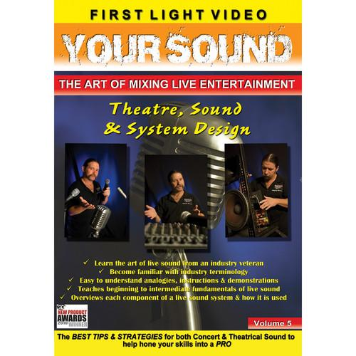 First Light Video DVD: Theatre Sound & System F2686DVD