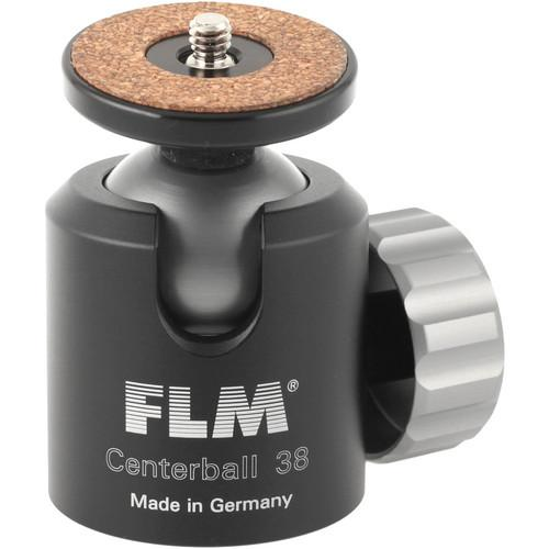 FLM CB-38E Ball Head with Mounting Platform 11 38 901