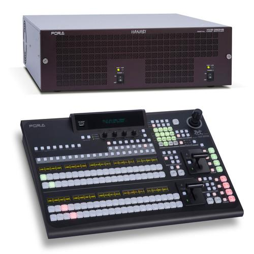 For.A HVS-390HS 2 M/E Video Switcher HVS-390HS 2M/E TYPE A