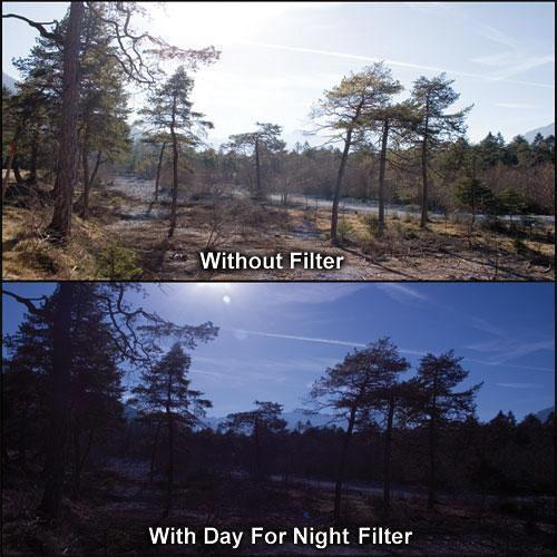 Formatt Hitech 72mm Cool Day For Night 2 Filter BF 72-2-COOLD