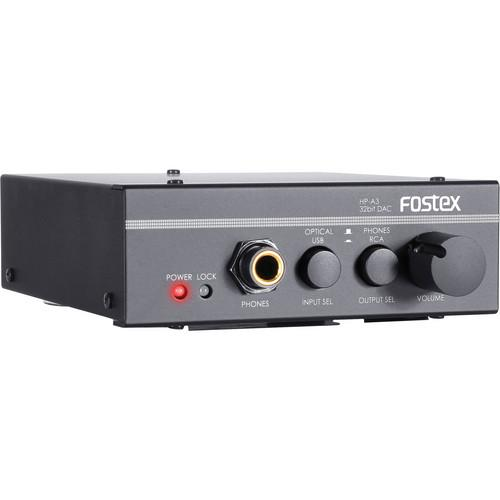 Fostex HP-A3 32-Bit D/A Convertor with Headphone Amp HP-A3