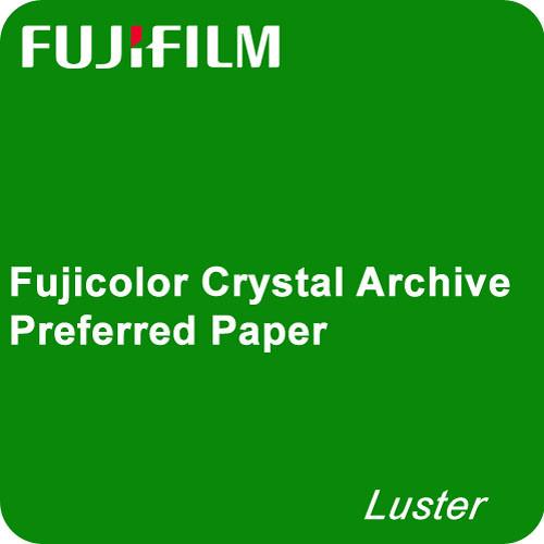 Fujifilm Fujicolor Luster Crystal Archive Preferred 7127801