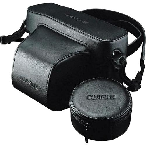 Fujifilm Leather Case for the X-Pro1 Camera (Black) 16240896