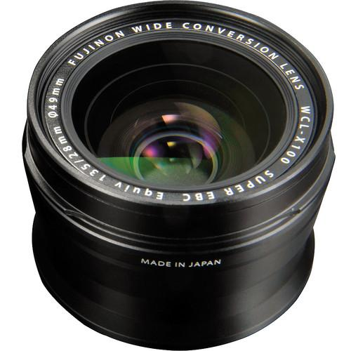Fujifilm WCL-X100 Wide-Angle Conversion Lens for X100 16260327