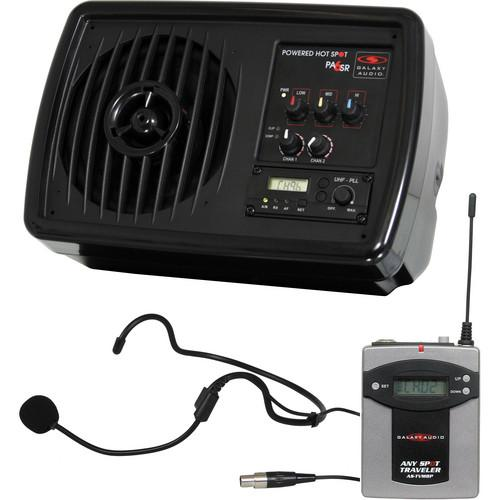 Galaxy Audio PA6SR Powered Hot Spot Personal PA & PA6SRSK9