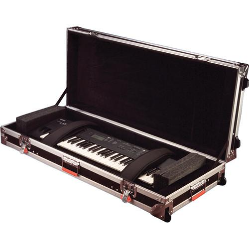 Gator Cases G-TOUR 61V2 61 Note Road Case G-TOUR 61V2