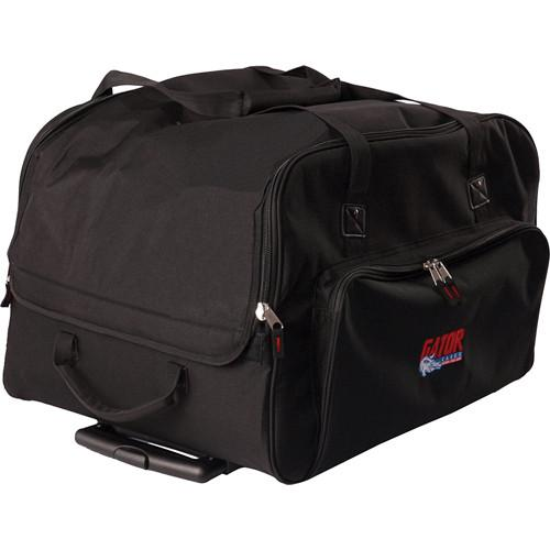 Gator Cases Rolling Speaker Bag for Large Format GPA-712LG