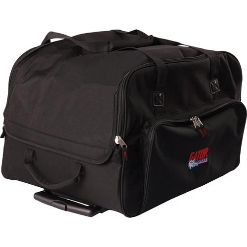 Gator Cases Rolling Speaker Bag for Small Format GPA-712SM