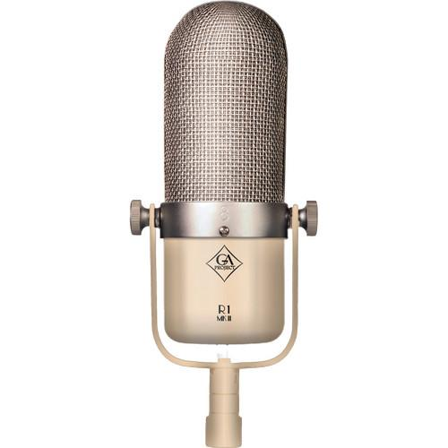 Golden Age Project R1 MKII Ribbon Microphone R 1 MK2