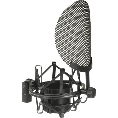 Golden Age Project SP1 - Shock Mount with Metal Pop Filter SP1