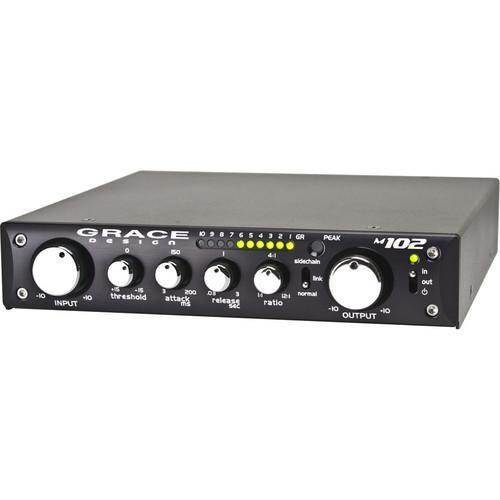 Grace Design m102 Single-Channel Optical Compressor AM102