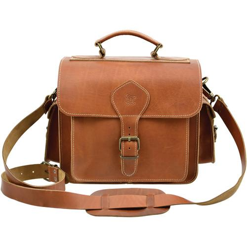 Grafea England  Leather Camera Bag GRFCAMCAR-20
