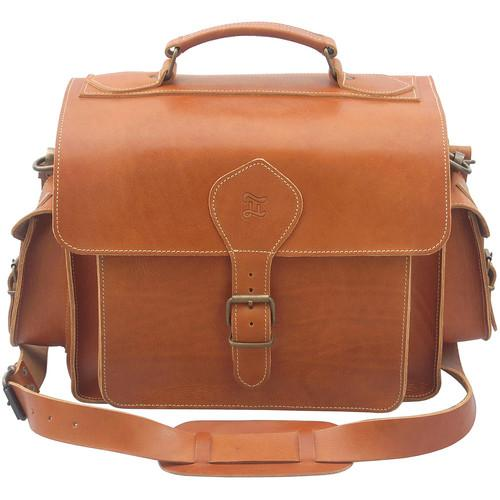 Grafea England Leather Camera Photo Bag GRFPHOCAR-53