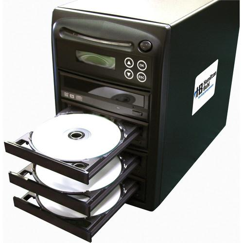 HamiltonBuhl 1:3 DVD/CD Duplicator with LCD Screen HB123