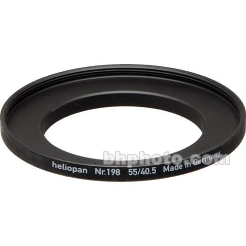 Heliopan  40.5-55mm Step-Up Ring (#198) 700198